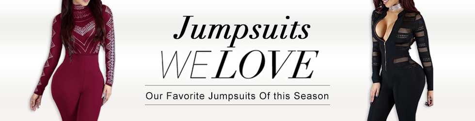 Cheap womens jumpsuits, wholesale jumpsuits for women outlet online store.