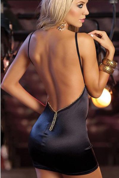 девушка в секси платье фото