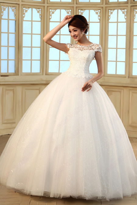 Princess Wedding Dresses With Diamonds - Wedding Dresses