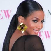 Cheap Fashion Golden Square Metal Earrings