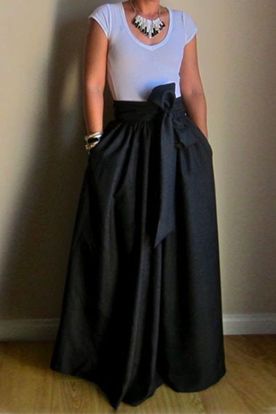 Find ankle length black skirts at ShopStyle. Shop the latest collection of ankle length black skirts from the most popular stores - all in one place.