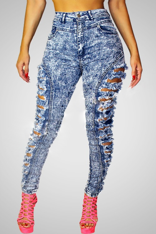 Find great deals on eBay for high waisted jeans ripped. Shop with confidence.