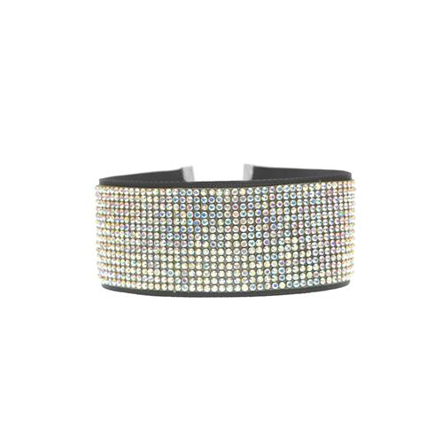 Fashion Rhinestone Decorative Crystal Necklace