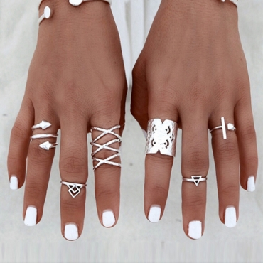 Fashion Metal Ring