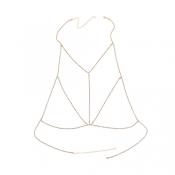 Fashion Crystal Body Chain