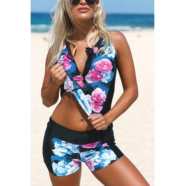 Nylon  Print Bikinis